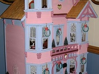 21 best 20 year old dollhouse rehab images on Pinterest ...
