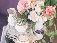 Tea Party / My 50th birthday party!