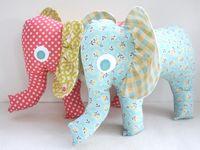 Elephants: Crafts