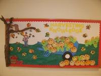 Kindergarten Bulletin Boards & Doors