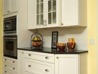 Narrow Countertop Microwave : ... Saving Tips on Pinterest Narrow kitchen, Illusions and Appliances