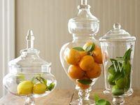 Apothecary Jars galore