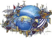 Airships&Submarines (Fictional Ships)