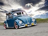 VW and Vespas
