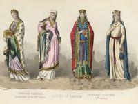 Things Frankish/Merovingian (457-687)/Capetian (987-1328)