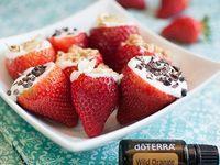 dōTERRA Essential Oils Food Recipes
