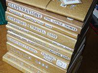 Sketchbooks, Art Journals, and Such