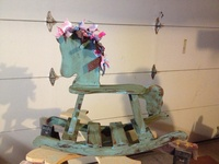 17 Best Images About Rocking Horse On Pinterest French