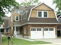 1000 images about dutch colonial homes on pinterest for Dutch colonial house for sale