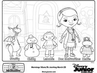 1000+ images about coloring stuff on Pinterest | Coloring pages, Doc ...