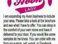 Fundraising, Avon representative and Annie