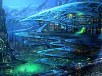 Science Fiction Art