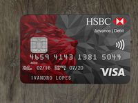 Hsbc Bank Cc Back And Front Psd Fully Editable Download Link Https Satoshibox Com Ffwu3tnttd5be5utq3r Credit Card Design Paypal Gift Card Bank Credit Cards