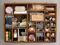 assemblage and printer drawers