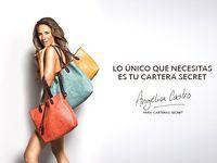 Colección Andalucía / Conoce la nueva colección de Carteras Secret en www.carterasecret.cl
