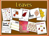 Includes all apples, pumpkin and leaf ideas.