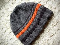 Hats knit and crochet