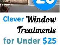 Window  treatments and...