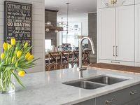 Hampton - style Kitchen