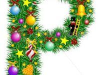 Yeni Il Hərfləri 2017 New Years Background Christmas Glitter Wallpaper