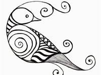 Doodle, Zentangles  & Cia