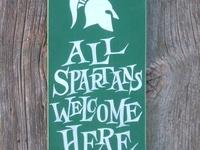 MSU Go Spartans!