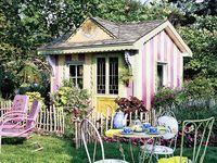Potting Shed, cottage shed