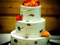 ... images about Cakes on Pinterest | Mountain cake, Fall cakes and Aspen