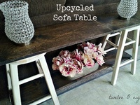 Ideas on how to upcycle anything not on my other upcycling boards.