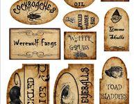 Etiquetas y bordes