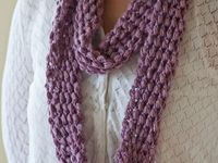 images about Chenille yarn projects on Pinterest Acid dyes, Crochet ...