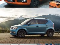 Welcome Back Whizzkid In The Latest Suzuki Ignis New Cars For