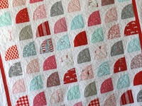 Quilts using charm sqares