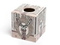 Autumn Tissue Boxes / Style your home with Autumn inspired tissue boxes and bins!