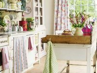 Pinterest Shabby Chic Kitchen Cottage Kitchens And Vintage Kitchen