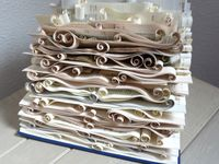 The art of folded pages