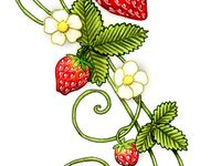 1000  Images About Tattoos On Pinterest Bumble Bees Strawberry