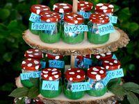 Twins 4th Birthday theme-*Smurfs*