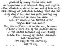 loving a marine