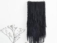 Woven wall hanging macromea