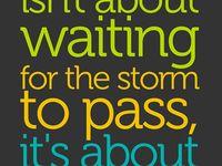 Life Sayings :)