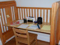 crib desk