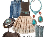 Houston Rodeo Outfits