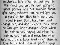 words i adore.