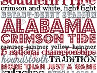 Alabama-Daddy's birthplace