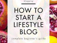 Blogging tips& tricks / #blogging #blog #blogtips