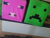 Minecraft party for boys