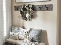Foyer decorating / Foyer decorating