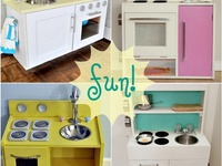 Play Kitchen Obsession