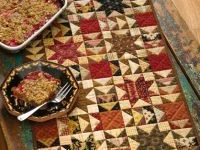 mugrugs/placemats/table runners/napkins